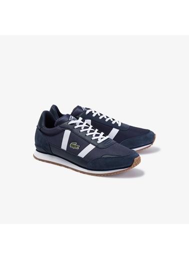 Lacoste Erkek Partner 12 Sneakers 739SMA0047.GU1 Lacivert